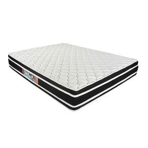 Colchão De Espuma D33 King - Castor - Black & White Double Face 193x203x27cm